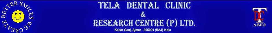 Tela Dental Clinic And Research Centre Pvt.Ltd.Ajmer