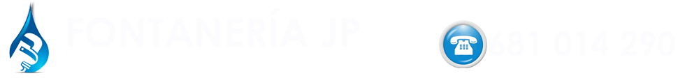 FONTANERO EN ZARAGOZA - 681 014 290 - FONTANERÍA JP