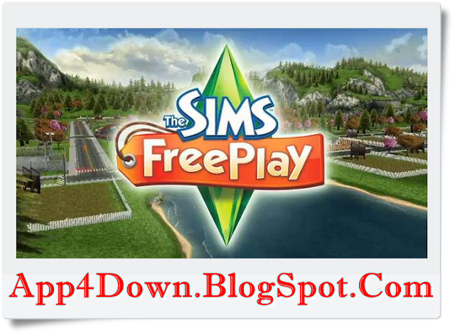 The Sims FreePlay 5.14.1 For Android APK Latest Game Download