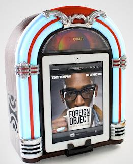 Rockola iPad