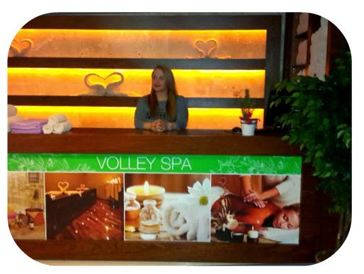Volley Hotel İstanbul Fitness & Spa Merkezi