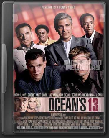 Ocean's 13 (DVDRip Inglés Subtitulado)