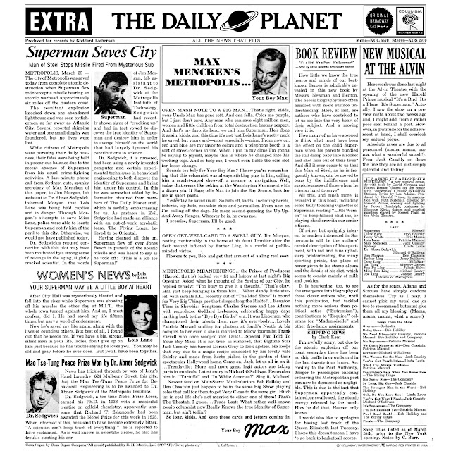 Daily Planet Newspaper Template Romeondinez