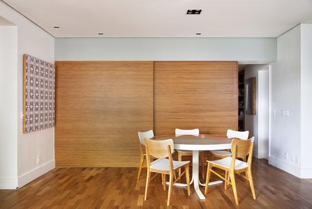 Construindo minha casa clean portas de correr e pain is for Dividir piso en dos