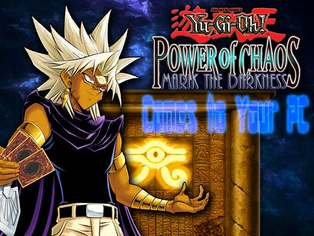 Yu-Gi-Oh!Power Of Chaos Trilogy For Mac - YouTube