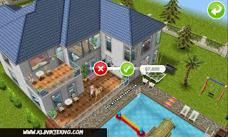 Download Game Terbaru Home Design 3D Fremium MOD FULL VERSION APK