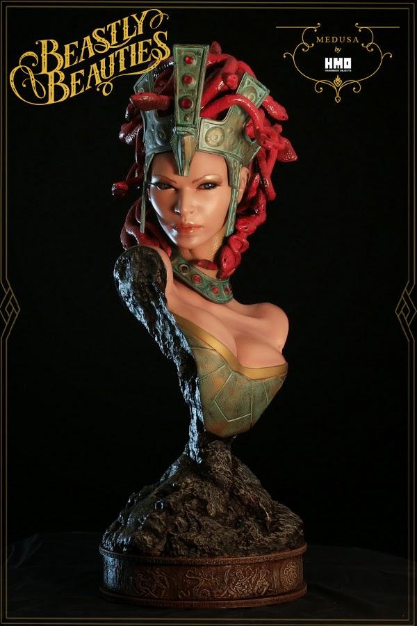 Beastly Beauty Medusa della HMO