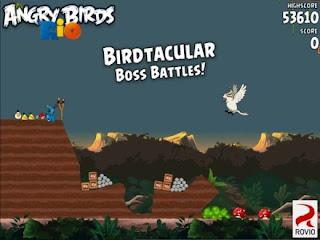 Angry Birds Rio v1.1.0 Cracked-ErES