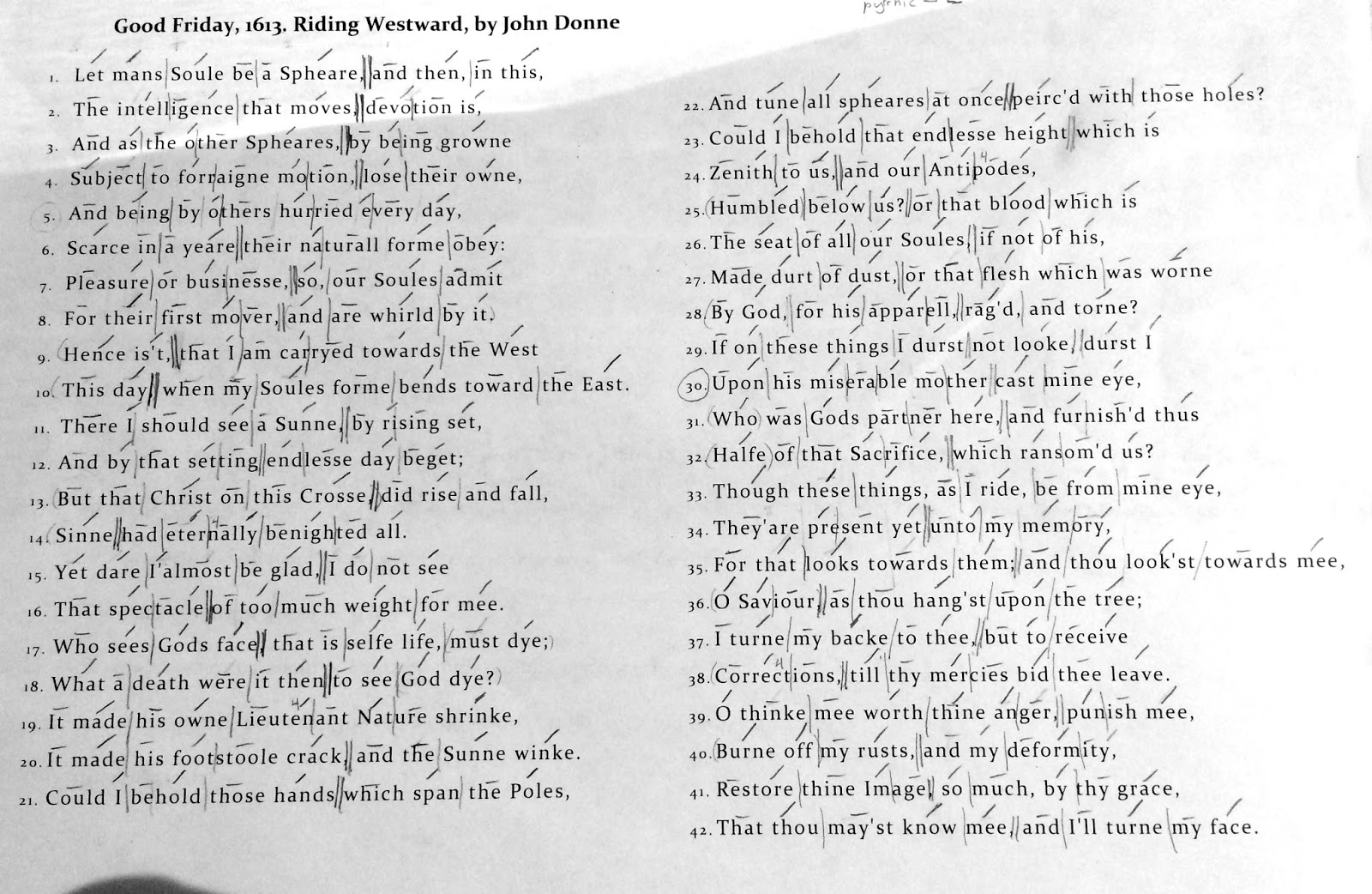 Poetry Analysis: 'Death Be Not Proud' by John Donne