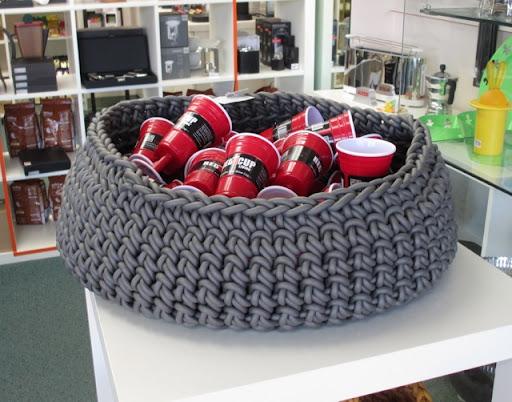 Large Neoprene basket