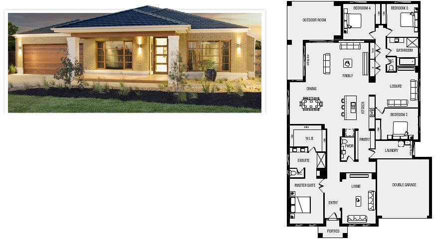 Planos casas modernas junio 2013 for Planos de casas para construir de una planta