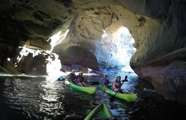 San Diego Adventures: La Jolla Kayaking