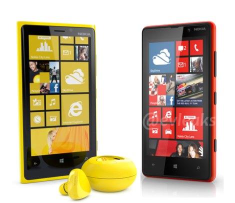 Prime indicazioni sul prezzo e le date di vendita dei nuovi Windows phone 8 di Nokia