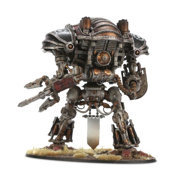 Questoris Knight Magaera trasera