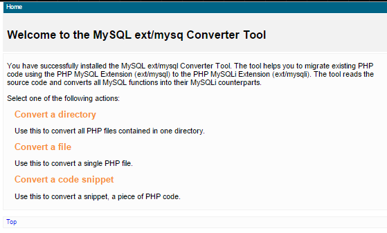 Mengubah MySQL ke MySQLI PHP 7