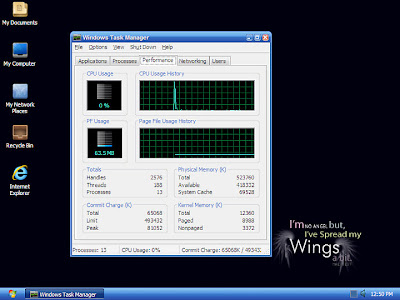 GHOST WINDOWS XP SP3 PROFESIONAL SUPER RINGAN