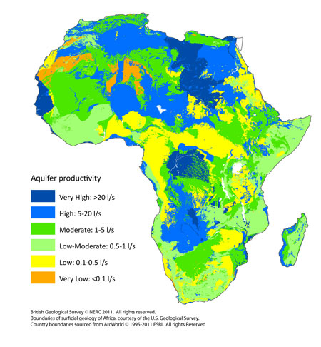 water scarcity in africa pdf