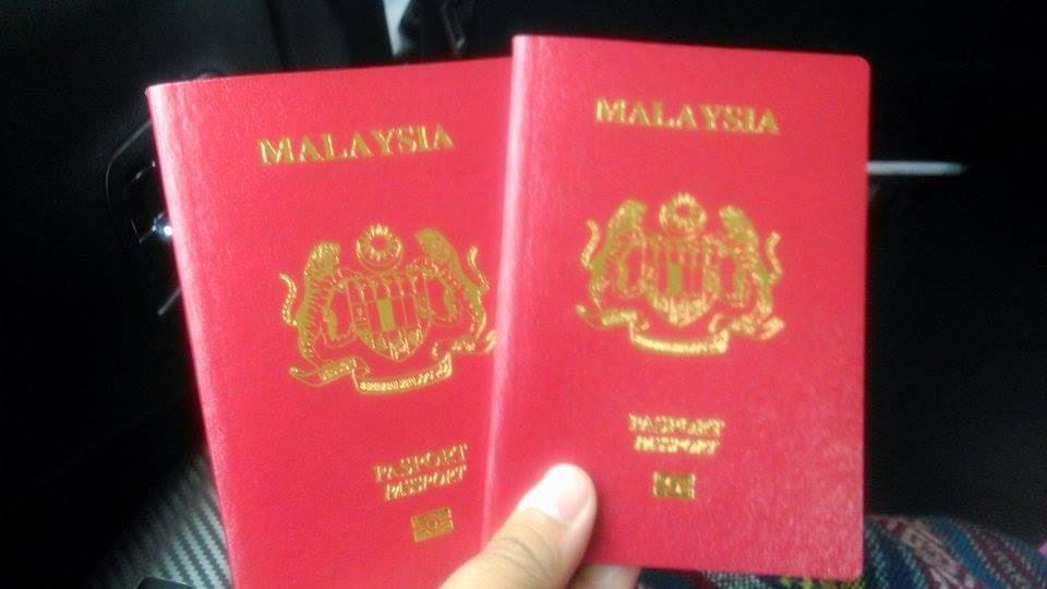 Passport Malaysia, cara buat passport
