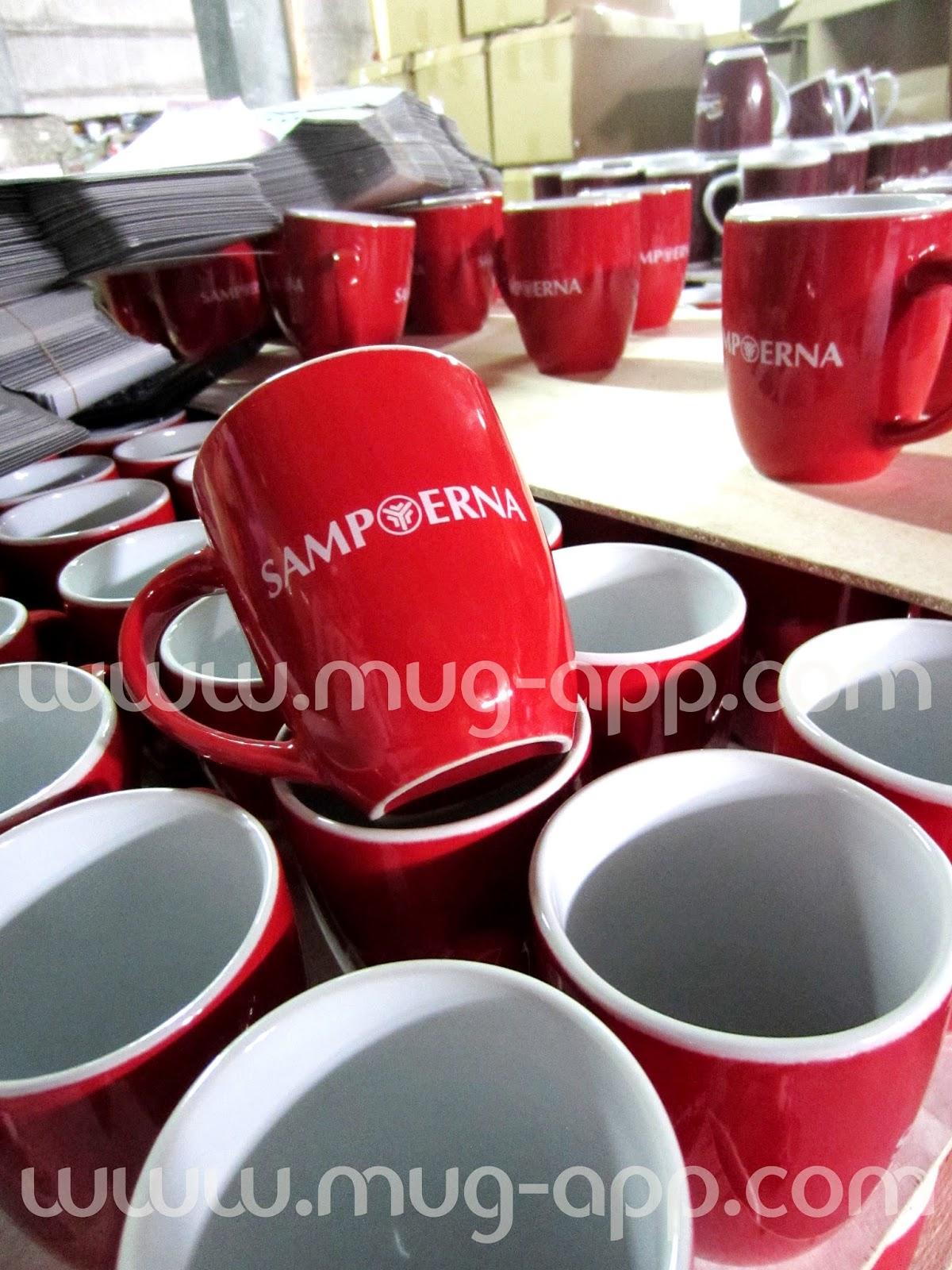 Mug Sampoerna , Pabrik Mug