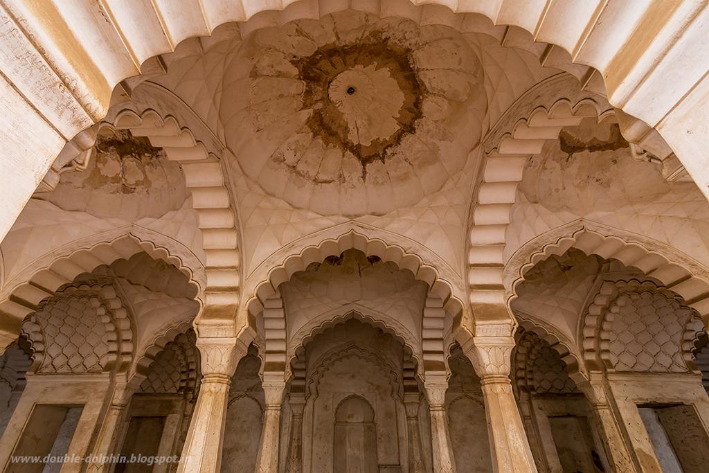 The Concrete Paparazzi: Bibi Ka Maqbara, Aurangabad