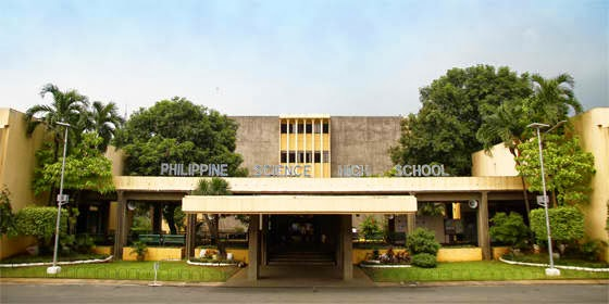 Philippine Science High School Building