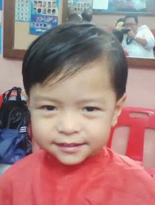 2 yrs 10 mths old Lil Irfan Ahmad