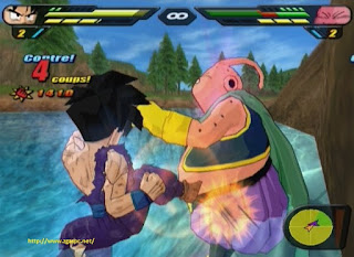 DragonBall Z Budokai Tenkaichi 2 PS2 For PC Full Version Free DOwnload ZGASPC