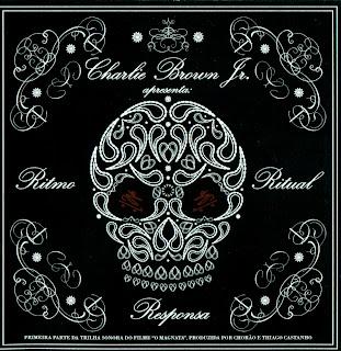 Charlie Brown jr. Ritmo, Ritual e Responsa CD Capa