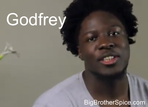 Big Brother Canada 3 Godfrey Mangwiza