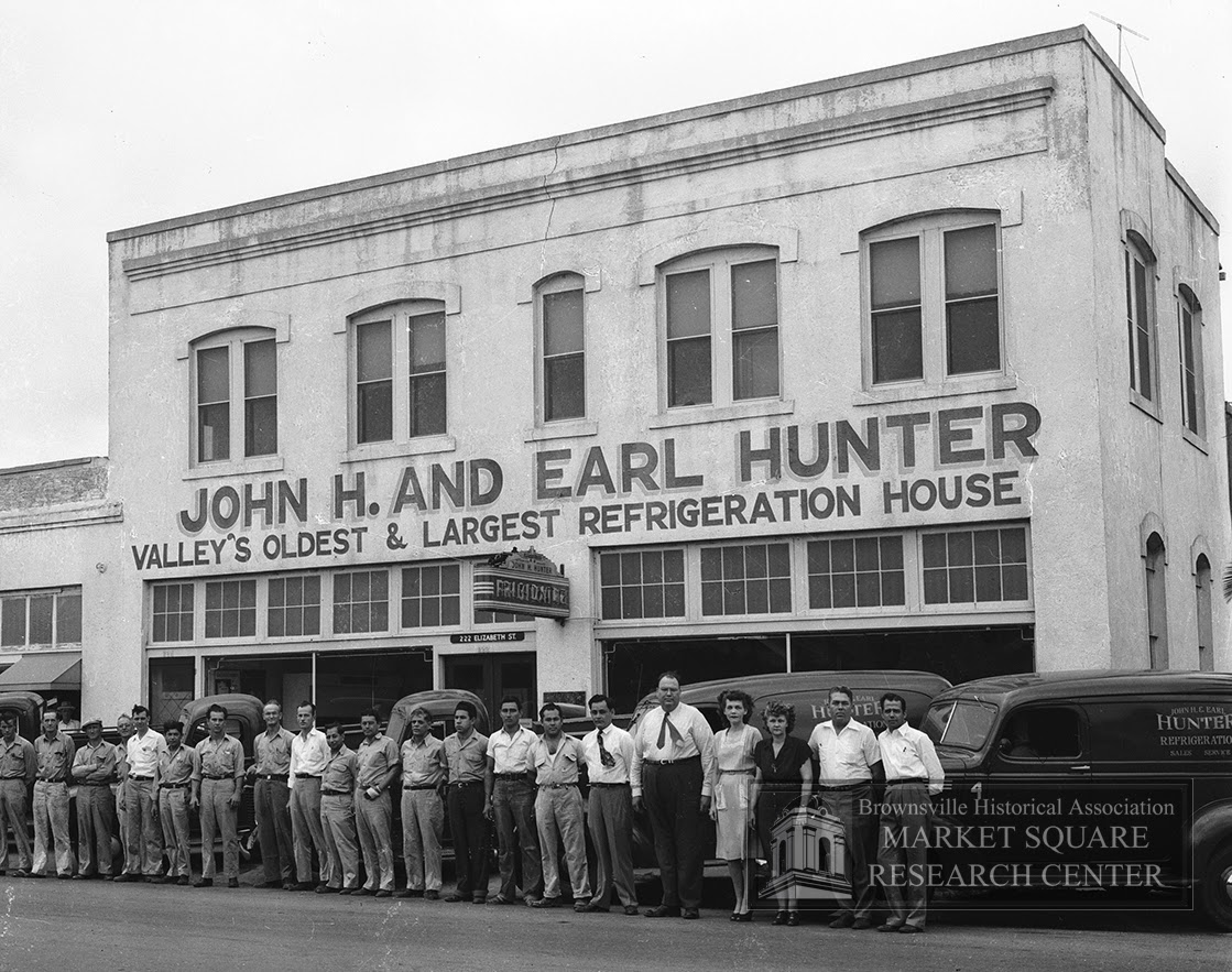 Earl Hunter Bros in Brownsville Texas / Fedders Room Air Conditioners #545457