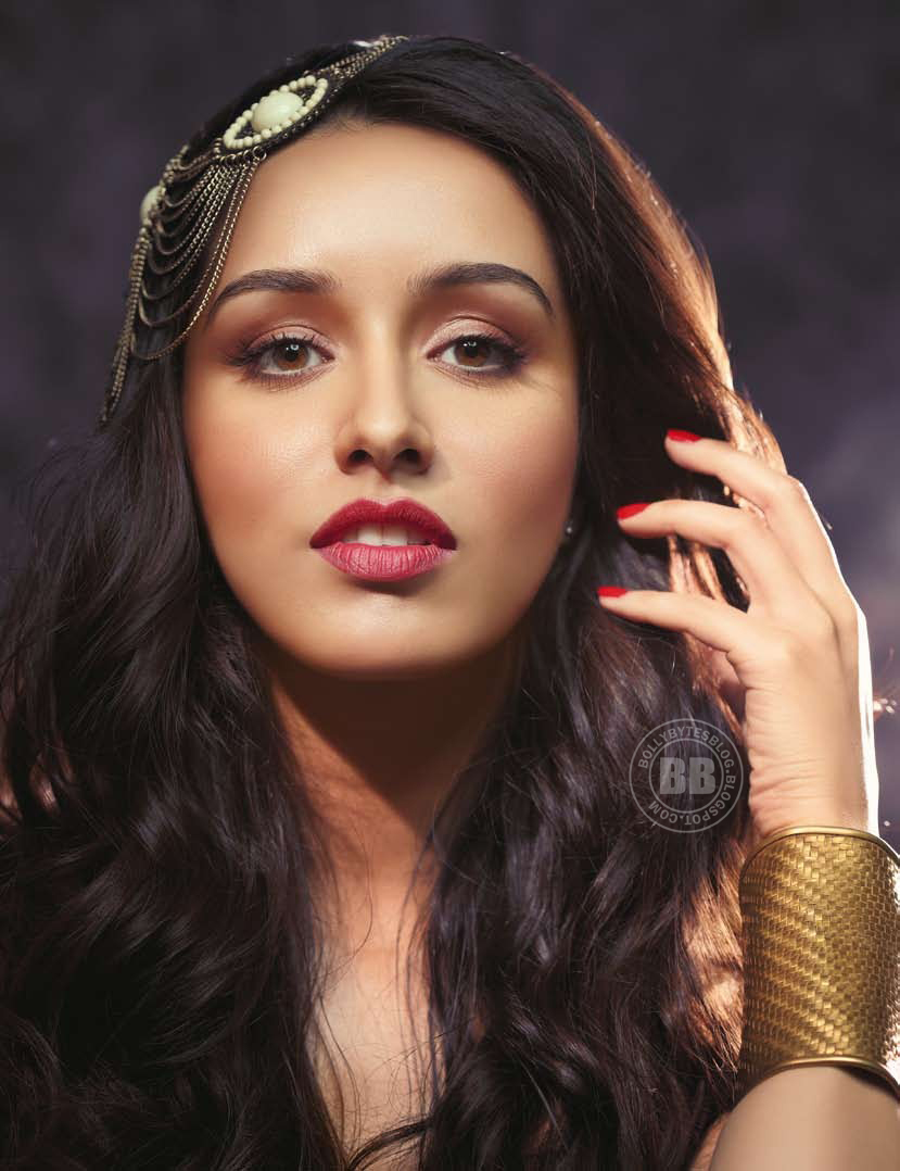 Shraddha Kapoor for Femina October 2016 promoting Rock On 2
