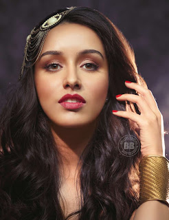 Sensuous Shraddha Kapoor Real HD Pictureshoot for Marie Claire Beauty India Magazine June 2012 Image 02.jpg