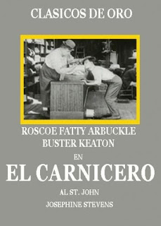 Fatty asesino (El carnicero) 1917 | Caratula | Cine clásico Mudo