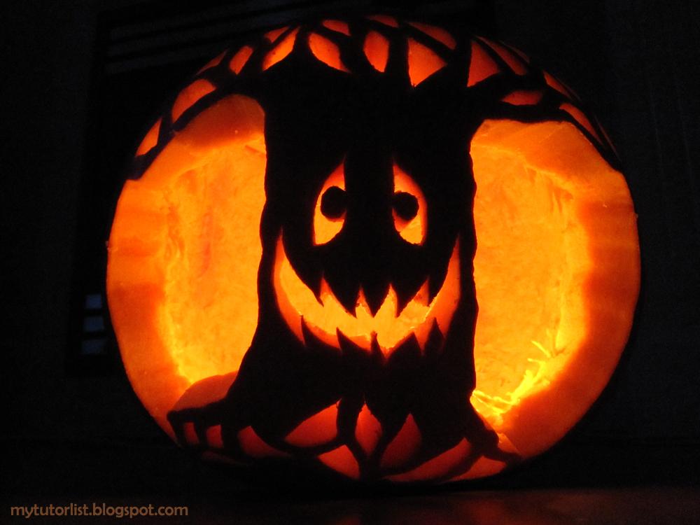 Happy halloween behind mytutorlist