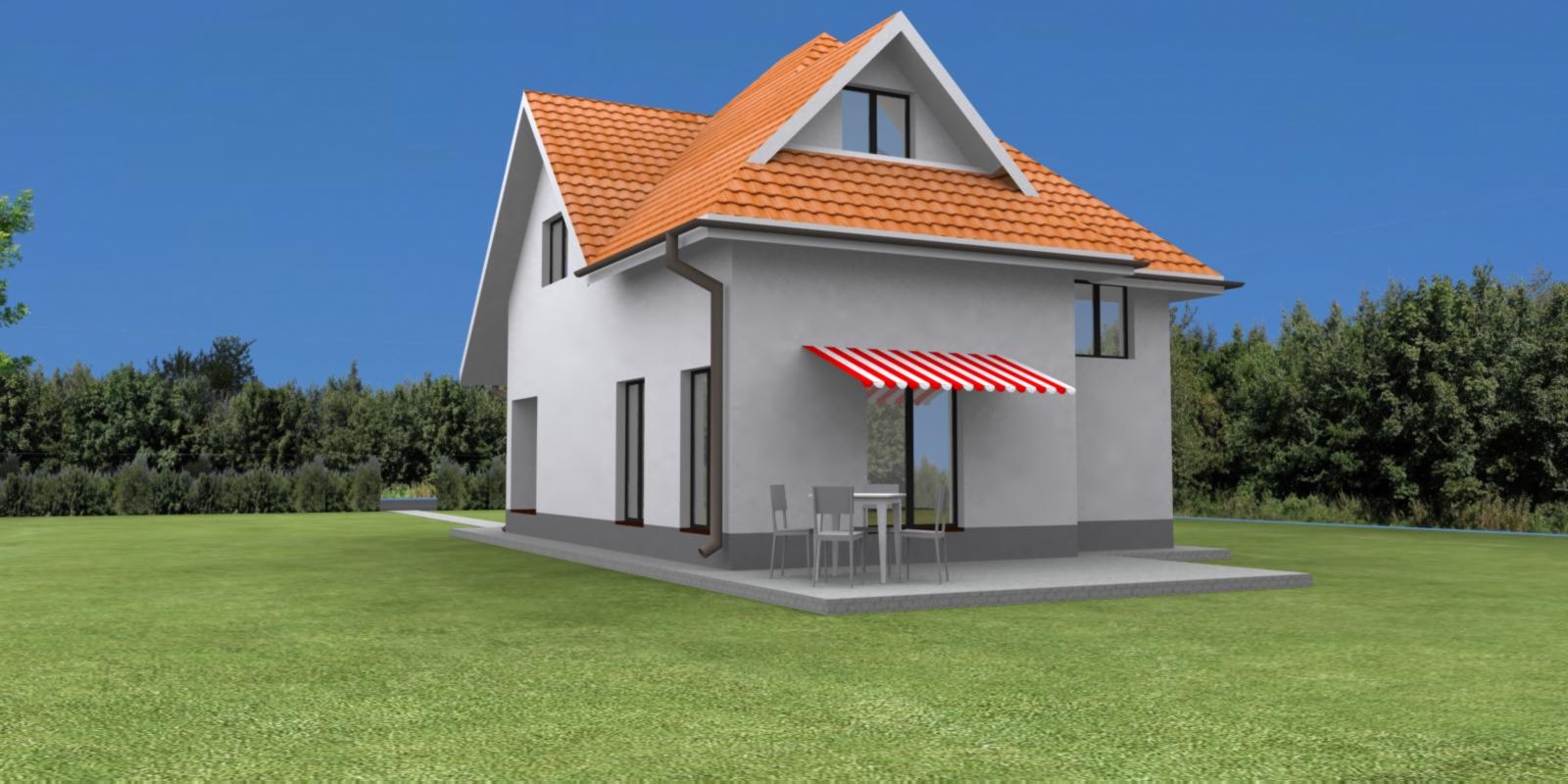Case planuri proiecte proiect vila tip e for Planuri de case