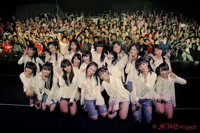 Koleksi Foto Group JKT48