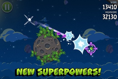 angry birds for space free download