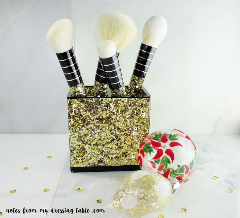 Sonia Kashuk Starstruck Brush Set Rising Star Brush Cup notesfrommydressingtable.com