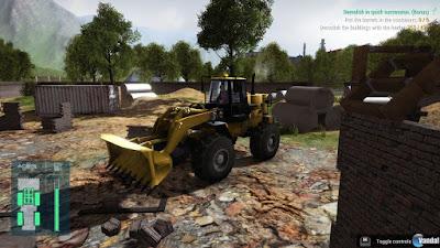 Construction Machines Simulator 2016 SS 2
