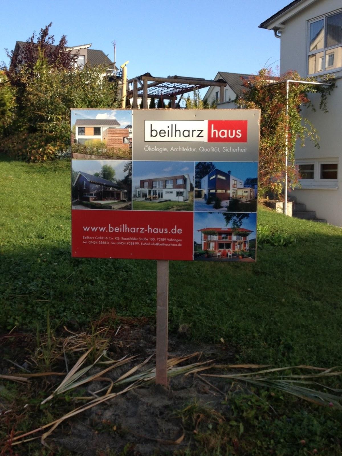 Ein Traumhaus von Beilharz Haus: Oktober 2012