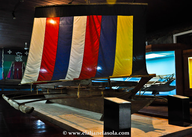 Vinta, Zamboanga's Fort Pilar and National Museum