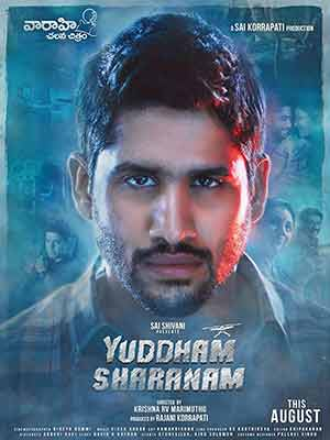 Yuddham Sharanam 2018 Hindi 300MB Movie HDRip 480p