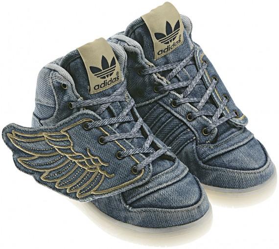 Young Artistic Adidas Originals Jeremy Scott