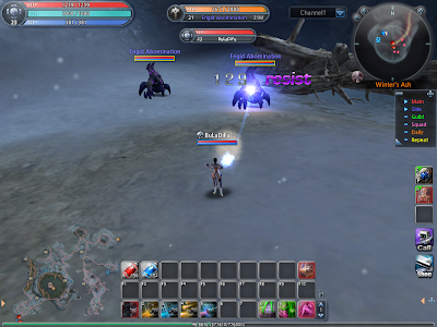 Scarlet Blade - Chakra Attack Resist