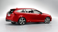 Volvo V60 R-DESIGN side