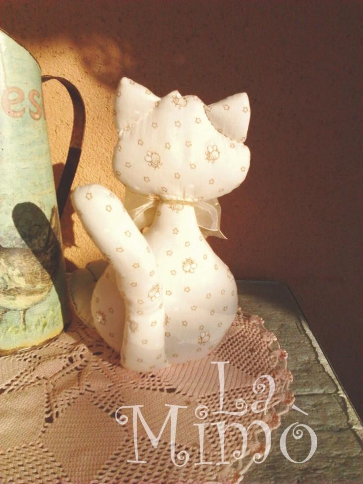 La mim cucito creativo e altro gatti gatti gatti for Cucito creativo gatti