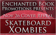 Skateboard Zombies Cover Reveal Giveaway