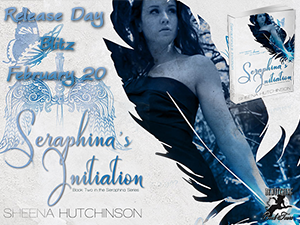 Seraphina's Initiation Release Day Blitz
