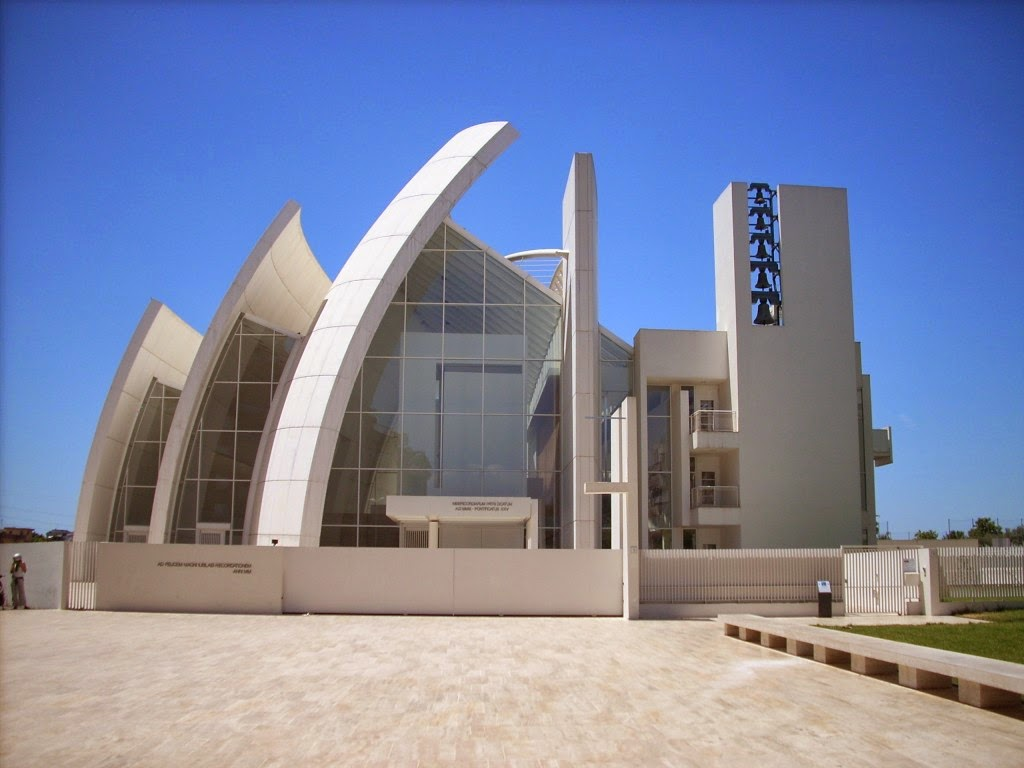 Arch3610s2014bkaur reference jubilee church richard meier for The jubilee church