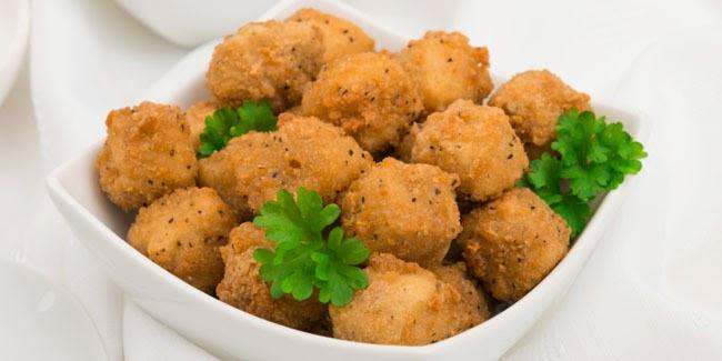 Resep Ayam Goreng Dadu Crispy